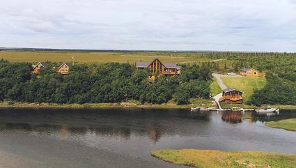 The Alaska Sportsman's Bear Trail Lodge